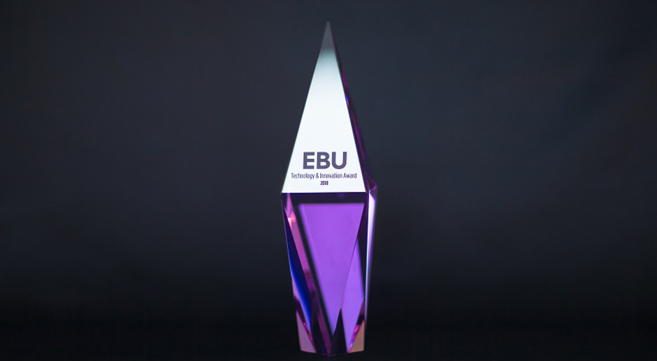 Illustration EBU 2020 Innovation Award